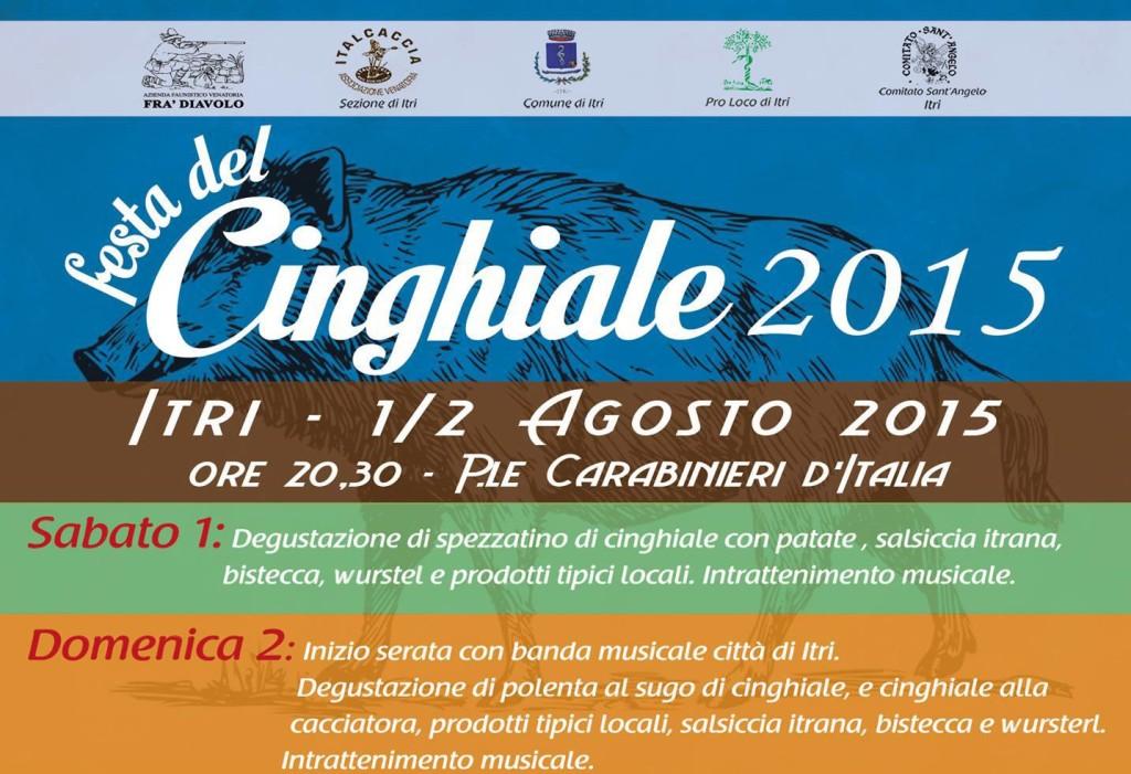 festa del cinghiale_ItriEVENTI