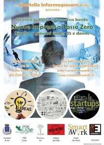 Nuove Imprese a Tasso Zero_Smart For Work Itri