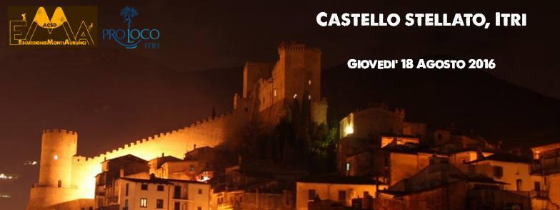 Castello stellato Itri